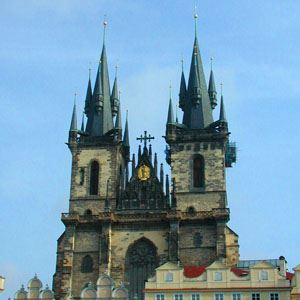 Central Europe (Cosmos Tours)