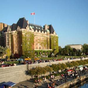 Canadian Train Odyssey with Alaska Cruise (Cosmos Tours)