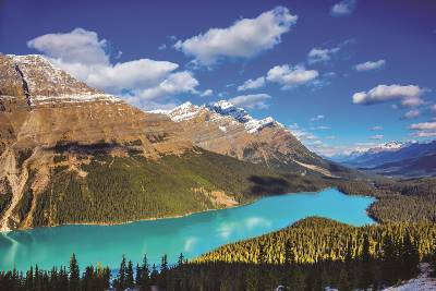 Canadian Rockies (Collette)