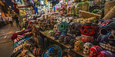 Day of the Dead in Mexico City (G Adventures)