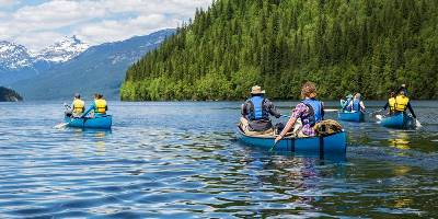 Canadian Rockies: National Parks Eastbound (G Adventures)