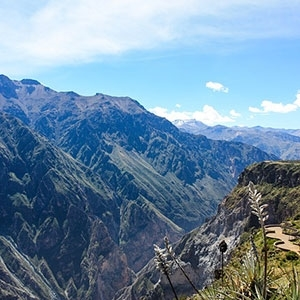 Andean Journey with Arequipa & Colca Canyon (Monograms)