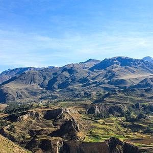 Andean Journey Nazca Lines, Arequipa & Colca Canyon (Monograms)