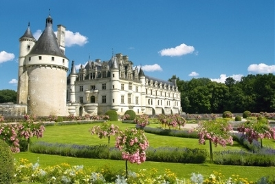 From the Châteaux of Chambord and Chenonceau to the Loire Valley (Croisi Europe)