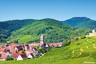 Alsace: land of tradition and gastronomy (port-to-port cruise) (Croisi Europe)