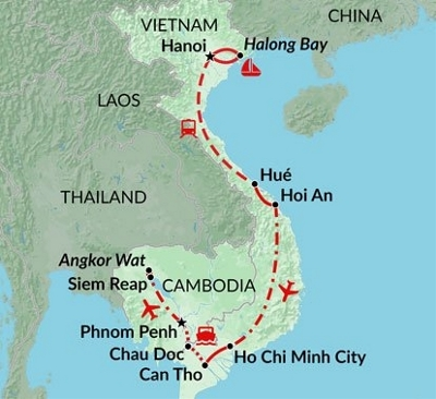 Vietnam Cambodia Encounters Encounters Travel Toursontheweb