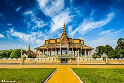 From the Temples of Angkor to the Mekong Delta & The Imperial Cities (port-to-port cruise) (Croisi Voyages)